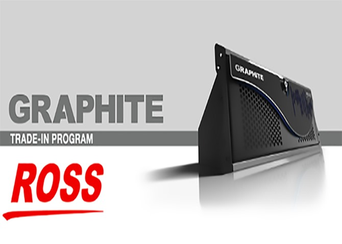 Ross graphite tradein